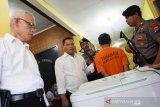 Seorang cucu di Mataram curi mesin cuci neneknya buat foya-foya dan tidur di hotel