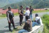 Polsek Mulia gelar patroli dialogis di Puncak Jaya Papua