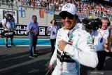 Lewis Hamilton belum bahas perpanjangan kontrak dengan Mercedes