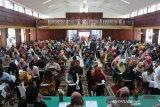 Digelar KPU, 328 calon anggota PPK Sijunjung jalani tes tertulis