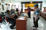 Antisipasi narkoba, puluhan anggota Polres Pekalongan Kota tes urine