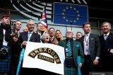 Brexit terwujud, Inggris angkat kaki dari Uni Eropa