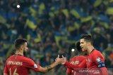Bruno Fernandes sebut peran Ronaldo tumbuhkan cintanya ke Setan Merah