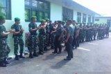 Kasdam XIII Merdeka kunjungi Kodim Kepulauan Sangihe