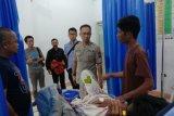 Longsor menimpa rumah dan lukai tiga warga di Tana Toraja