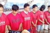 Polisi ringkus enam tersangka pencabulan gadis 17 tahun di Sampang