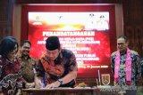 Pemkot Semarang-Moratelindo kerja sama bangun jaringan serat optik