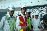Presiden Jokowi cukup puas dengan proyek Bandara Internasional Yogyakarta