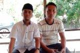 Aksi heroik Wen Kacak menyelamatkan nelayan boat yang tenggelam di Muara Surantih