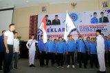 AHY kukuhkan sayap partai Demokrat di Sulawesi Barat