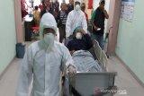 Cegah virus Corona masuk ke Kobar, RSUD gelar simulasi evakuasi pasien