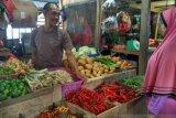 Harga sembako dan sayur-mayur bergerak naik di Makassar