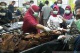 Dilaporkan tenggelam, warga Sutera ditemukan tak bernyawa di Muara Surantih