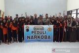 Polresta Pekalongan sosialisasikan gerakan antinarkoba  pada pelajar