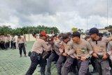 Polres Mesuji gelar pelatihan pengamanan konflik