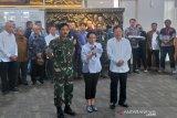 Pesawat tim penjemput WNI bawa bantuan untuk China