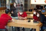 Apple akan tutup semua toko dan kantor di China karena virus Corona