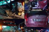 Kecelakaan maut tewaskan lima orang di  Trans Sulawesi Luwu Timur