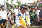 Kementerian PUPR : pembangunan jembatan gantung menjadi prioritas pusat
