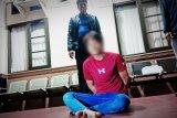 Pria ini dilumpuhkan polisi karena kabur dari tahanan
