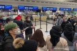 Membaik, kondisi kesehatan tiga mahasiswa gagal pulang dari Wuhan
