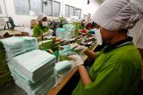 Produksi Masker Meningkat
