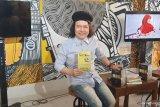 Andrea Hirata meluncurkan novel bertema sains