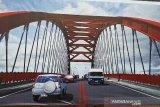 Pembangunan Jembatan Mentaya diharapkan dibantu pusat dan luar negeri