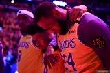 Lakers masih diliputi duka ditinggal Kobe Bryant