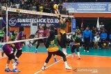 Tim putri Jakarta PGN menang 3-1 atas Jakarta BNI dalam Proliga
