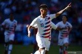 Tim sepak bola putri  AS menang 1-0 atas Kosta Rica dalam laga persahabatan