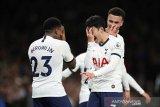 Tottenham bermain efisien untuk kalahkan City 2-0