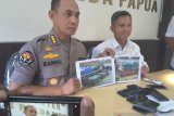Polda Papua tahan kapal pengangkut BBM LCT Sukses Nusantara 07 di Timika