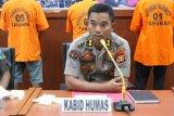 Polres Halut ringkus tiga tersangka pengedar narkoba