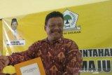 Bupati petahana Bantul mendaftar calon bupati Pilkada 2020 lewat Golkar