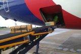 Maskapai Sriwijaya Air bantu antarkan masker dan baju pengaman ke China