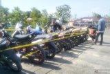 Polisi Pariaman tingkat razia menekan balap liar