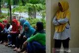 Demo petugas kebersihan UIN Makassar