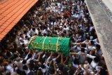 Pemakaman Jenazah almarhum KH Salahuddin Wahid