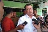 Helikopter BNPB  bantu pencarian 10 Nelayan Pesisir Selatan