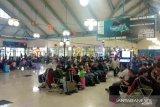 Cuaca buruk pengaruhi penerbangan di Bandara Sam Ratulangi Manado