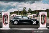 Tesla-China sepakat buat baterai mobil listrik