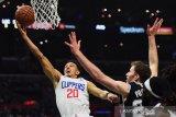 Williams-George bantu LA Clippers tundukkan Cavaliers