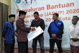 Jadup tahap I, 989 jiwa korban gempa Mataram masing-masing dapat Rp600 ribu
