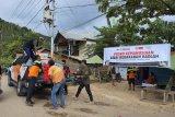 ACT bangun posko kemanusiaan bantu korban kebakaran Tolitoli