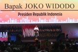 Presiden Jokowi minta seluruh pihak antisipasi karhutla