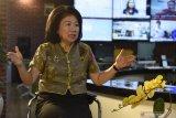 Mari Pangestu sebutkan virus corona berpotensi turunkan ekonomi Indonesia
