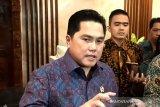 Menteri BUMN Erick Thohir dorong BUMN farmasi lakukan riset vaksin Corona