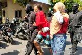 Sakaw sabu, seorang mahasiswi di Mataram nekat curi motor