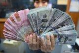 Kamis sore, rupiah melemah meski bank sentral turunkan suku bunga